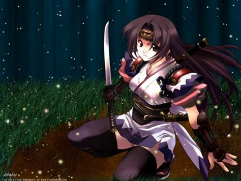 anime ninja girl wallpaper ninja girl anime girls wallpapers and images desktop