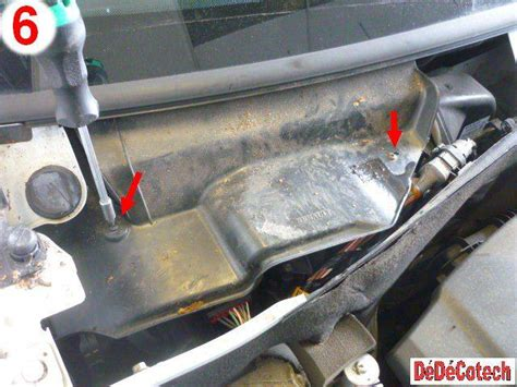 Grille Ventilation Clio 2 Phase 1 by Changer La R 233 Sistance De Ventilation Kangoo I Phase 2 Tuto