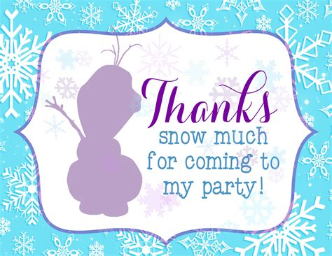 frozen printable get well card fabulous frozen theme party with frozen party printables