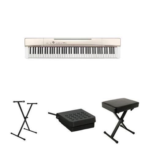 world tour single x keyboard stand deluxe bench package digital pianos archives digital guitarist