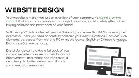website design proposal cover letter sle website proposal mayotte occasions