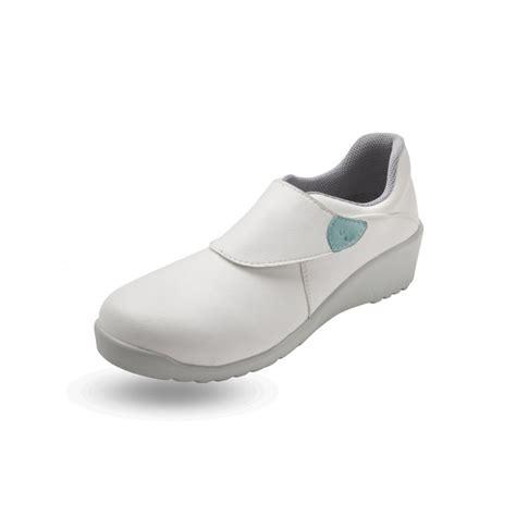 chaussure de cuisine femme chaussure de cuisine pour femme mod 232 le en blanc