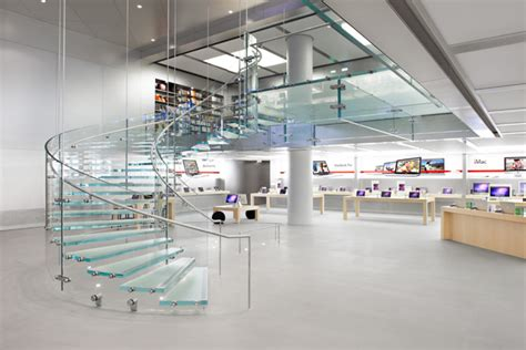 apple store paris apple stores grander larger 50 new in 2010 geek com