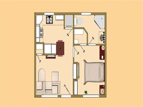 Small House Plans Than 500 Sq Ft White BEST HOUSE DESIGN