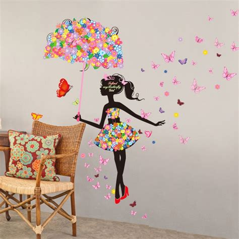 Wall Stickers Butterflies butterfly decorations for baby room home wall decoration