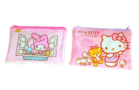 Tote Bag My Melody Original Sanrio Japan sanrio characters flat pouch bag my melody hello