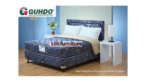 Kasur Guhdo New Prima new prima headboard prospine guhdo bed harga