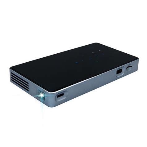 mini smart p8 smart mini dlp projector black