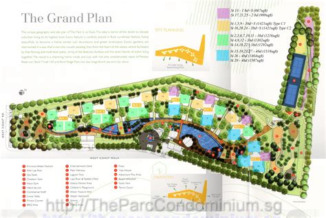 the parc condo floor plan site plan 171 the parc condominium