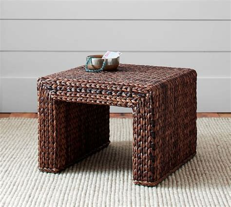 Seagrass Woven Coffee Table Pottery Barn Seagrass Coffee Table