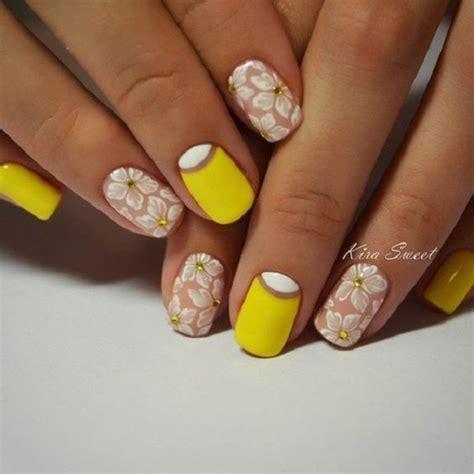 art design yellow 45 yellow nail art designs nenuno creative