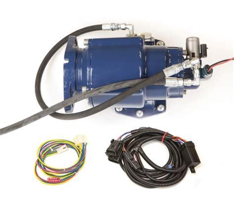 muncie pattern and engineering hino 338 series pto and installation kit