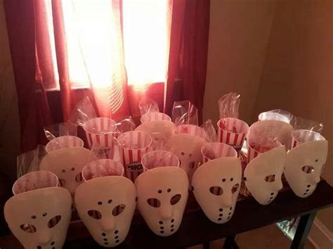 homemade themes by james friday the 13th party parties pinterest the o