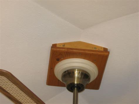 cathedral ceiling fan mount placement guide lighting