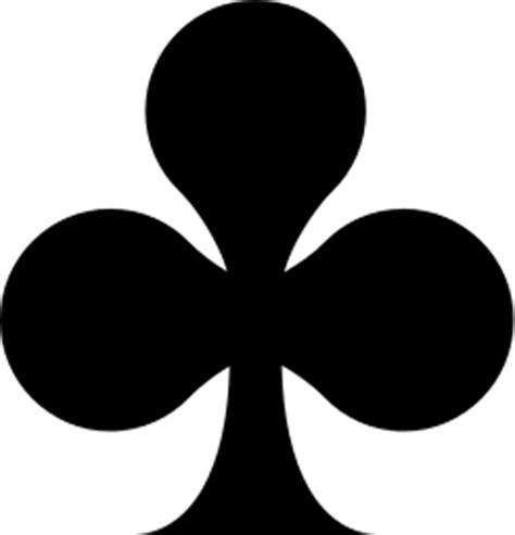card club card club signs symbol assorted playing card icons card