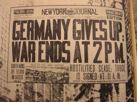 End Of 1 militarymonday world war one at 100 crash course