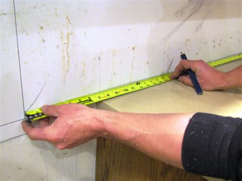 How To Install Beadboard Backsplash by How To Install A Beadboard Backsplash Diy