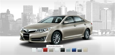 Toyota Camry Car Colors Toyota Camry Colors 2017 Ototrends Net