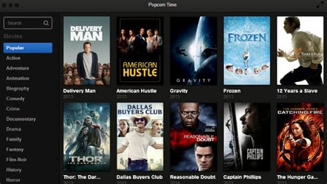android torrenting site popcorn time streams for free bittorrent update