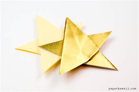 Origami 5 Pointed - origami 5 pointed gallery craft decoration ideas