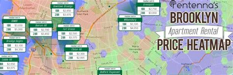 Apartment Price Map Apartment Rental Prices Map January 2014
