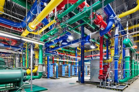 Inside Google pictures gives first ever look at the 8 vast