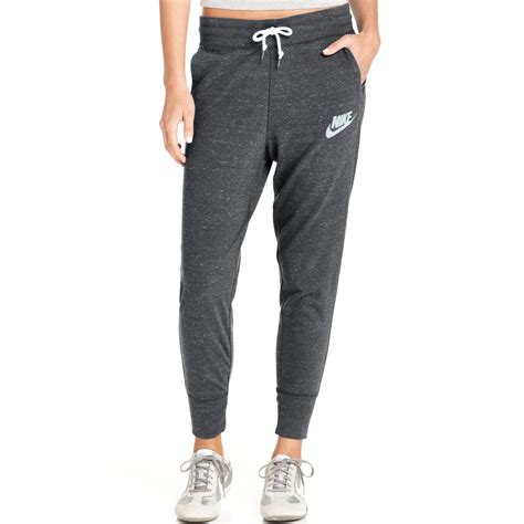 Grey Sweatpants by Nike Vintage Sweatpants In Gray Lyst