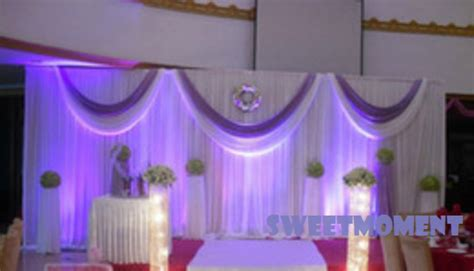 pipe and drape system for sale aliexpress com buy a set wedding drape pipe system for