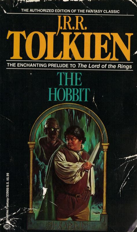 the hobbit book pictures but is it canon the hobbit is this the worst cover