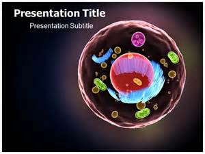 Cell Powerpoint Template cell structure human powerpoint template ppt on cell