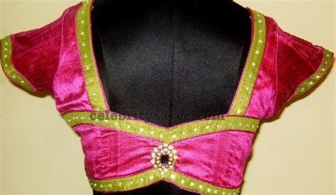 simple neck pattern for blouse simple look saree blouse designs saree blouse patterns