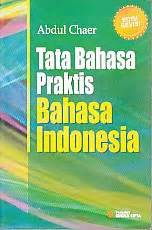 Sintaksis Bahasa Indonesia Pendekatan Proses Abdul Chaer Buku Bah toko buku rahma tata bahasa praktis bahasa indonesia