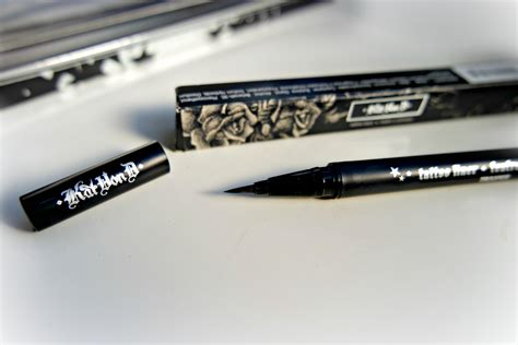 tattoo liner kat von d kat von d tattoo liner in trooper the beautynerd