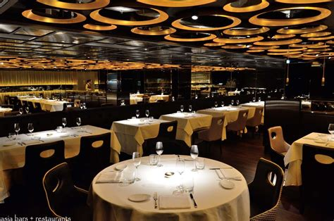 Ceiling Lights Dining Room Il Milione Bar Amp Ristorante Italiano Hong Kong Asia