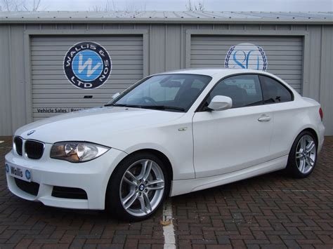used 2010 bmw 1 series 135i m sport for sale in cambridge