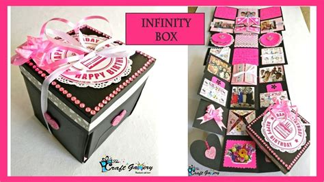 Birthday Gifts For Best Friend by Birthday Gift For A Best Friend Infinity Box My
