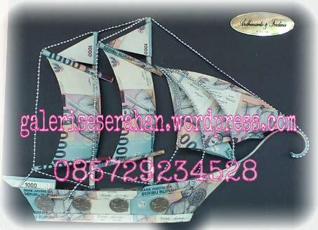 Uang Kuno Kapal Pinisi mahar uang otomotif galeri seserahan