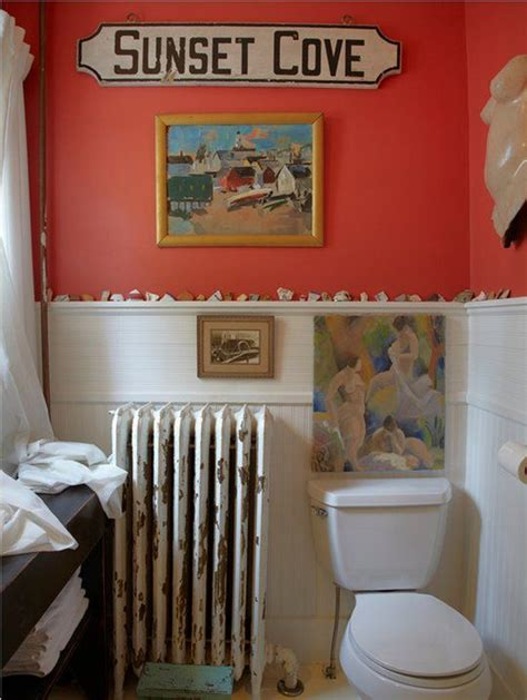 coral bathrooms pinterest discover and save creative ideas