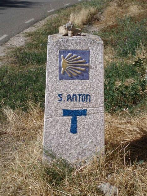 camino francese camino frances fletxes camino de santiago
