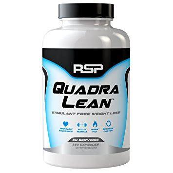 rsp quadralean suplemen fitness indonesia