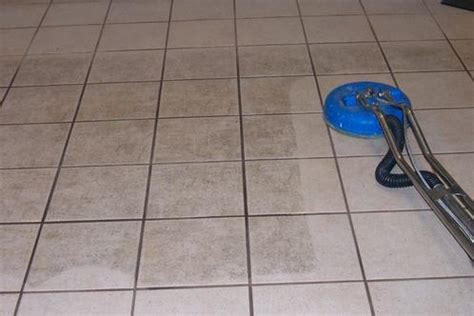 cleaning bathroom tiles with bleach grout cleaning