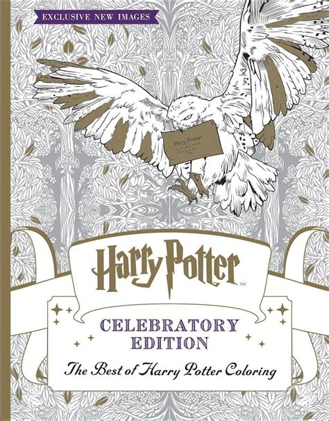 harry potter coloring book buzzfeed 33 magical stuffers for every quot harry potter quot fan