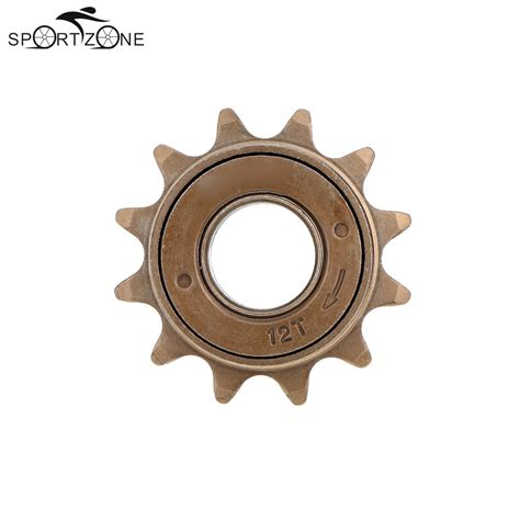 Freewheel Sproket 7 Cstar bicycle freewheel 12t teeth 18mm 34mm single speed