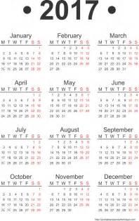 Best Calendar Template by Best Calendar Template 2017 Great Printable Calendars