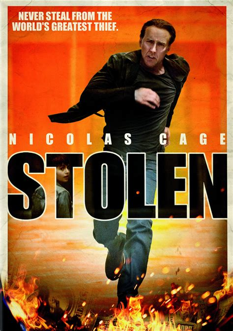 A Stolen stolen dvd release date january 8 2013