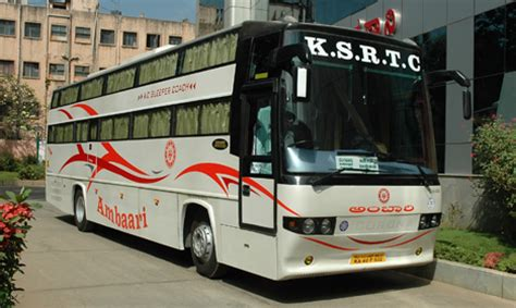 Ksrtc Sleeper Booking by Are Ksrtc Buses Reliable Quora
