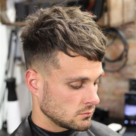 faded sideburns with bangs 49 men s hairstyles to try in 2017 men s hairstyles