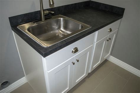 Laundry Room Sink And Cabinet Laundry Room Cabinets With Sink Laundry Room Other Metro By Symphony Homes