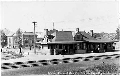 Home Depot Evanston by Historic Evanston Photos Iii Wyoming Tales And Trails