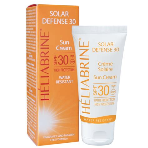 Solar Defense by Solar Defense Spf 30 50 Ml H E A T Spa Kur Therapy